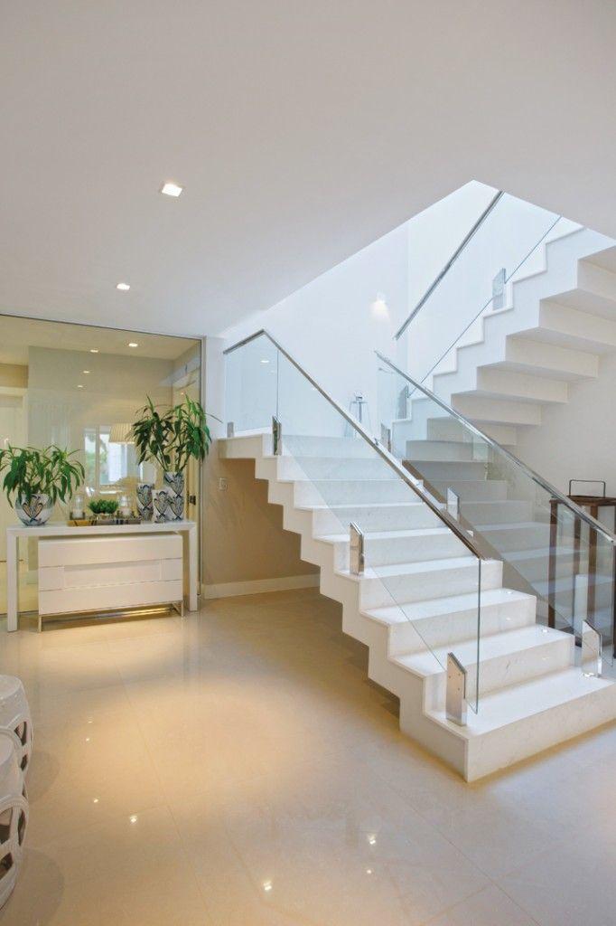 146 mejores im genes de pasamanos en pinterest escaleras - Pasamanos de escaleras interiores ...