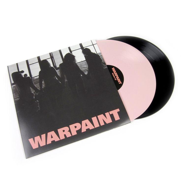 Warpaint: Heads Up (Indie Exclusive Colored Vinyl) Vinyl LP – TurntableLab.com