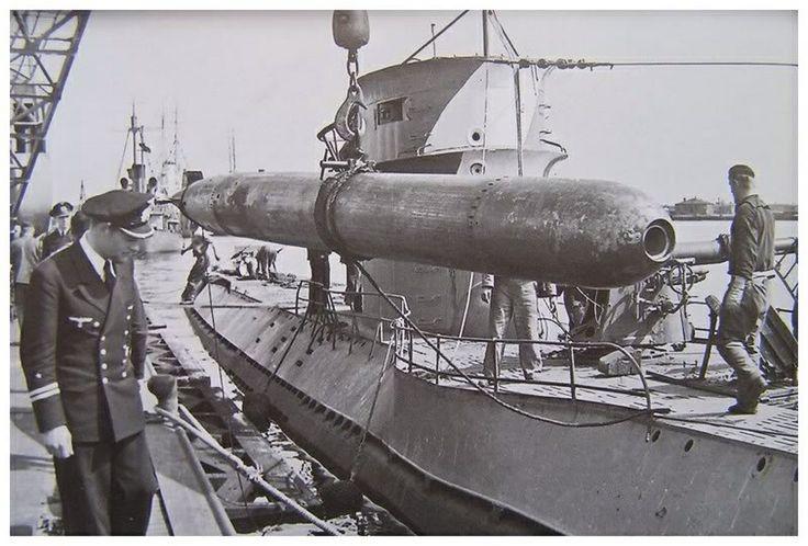 #u-boat #torpedo U-Boat torpedo loading   Moments of ...