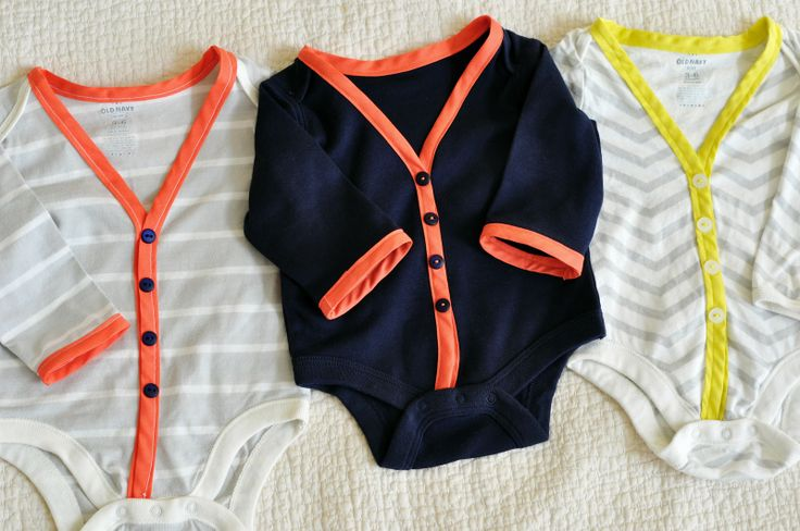 cardigan onesies? CUTE. not that i need these but they are adorable!
