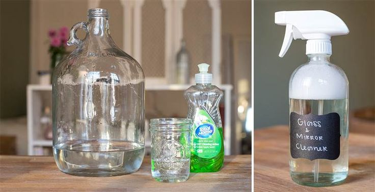 DIY glass and mirror cleaner you can make in 60 seconds - TODAY.com