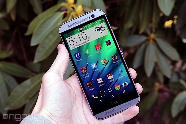 HTC One review (2014): a great phone, but no longer a game-changer