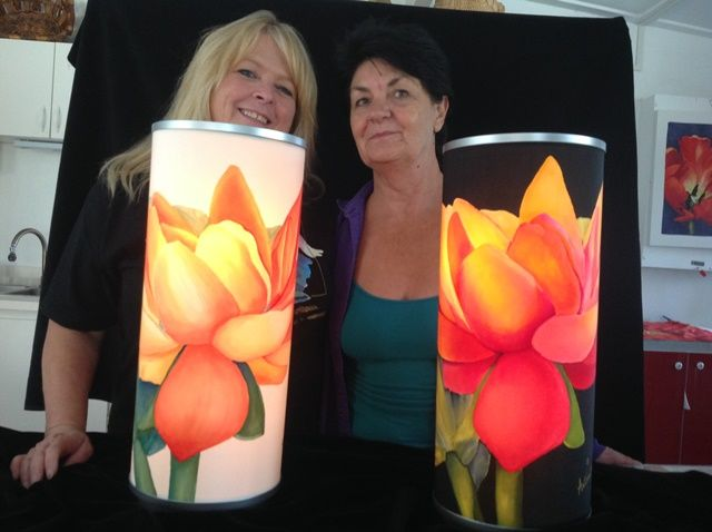 Silk 3 Lamp Antionette H. and Heather M. Aug 11-13, 2015 - kss