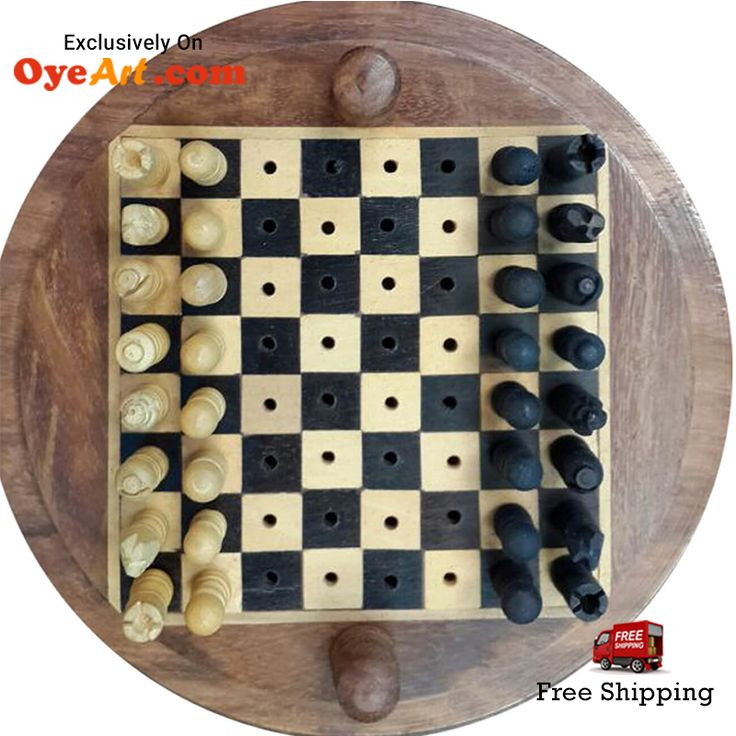 This round contour #chess set. This is one of our selected chess sets liked far and wide. A #good #quality inexpensive item. The set is manufactured with #Indian #solid #Sheesham #wood and Boxwood. Each piece is #vigilantly #carved at such a small size. The entire set is #perfect for an #attractive #gift.
