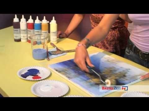 Ber ideen zu malen mit acryl auf pinterest acryl - Acryl malen ideen ...