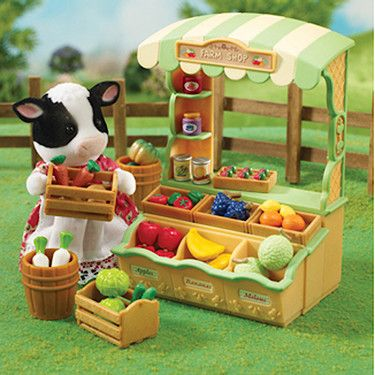 37 best crafty sylvanian families coloring images on - Sylvanian families cuisine ...