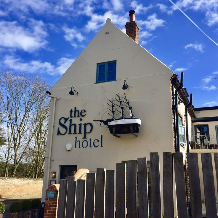 The Ship in Brancaster - Book your dog and child friendly holiday in North Norfolk now - link in bio