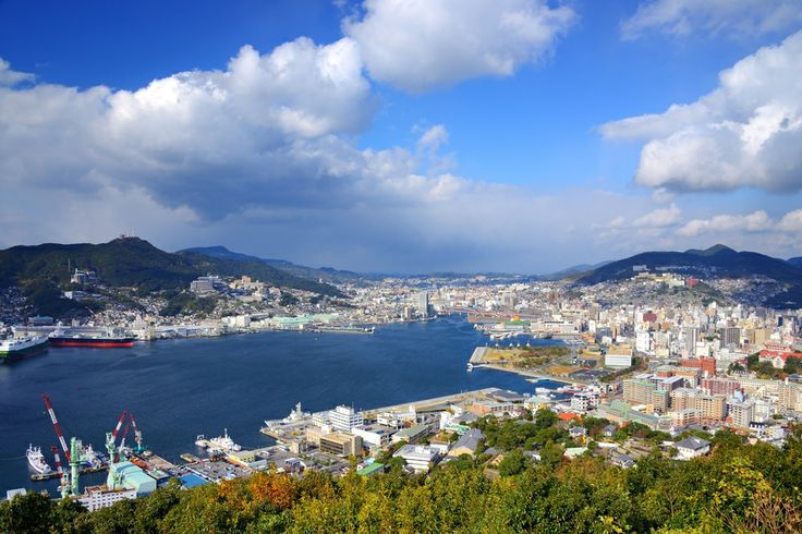 Nagasaki is the largest city on the island of Kyushu in Japan. Churches and Christian Sites in Nagasaki have been proposed for inscription on the UNESCO World Heritage List. During World War II, the atomic bombings of Hiroshima and Nagasaki made Nagasaki the second and, to date, last city in the world to experience a nuclear attack.