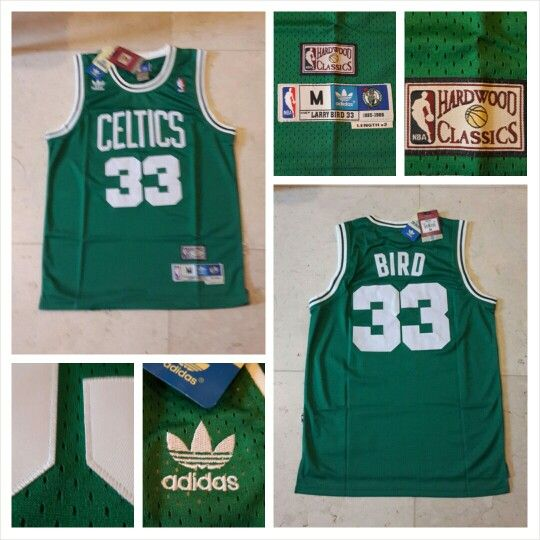 READY STOCK ! READY STOCK!!  JERSEY BASKETBALL NBA BOSTON CELTICS LARRY BIRD #33 SWINGMAN REVO30 FOR SALE  Interested?  Follow us @korionz  Contact us! BB 28BCBB04 LINE Leonardusmarvin Whatsapp +62-838-7033-0922