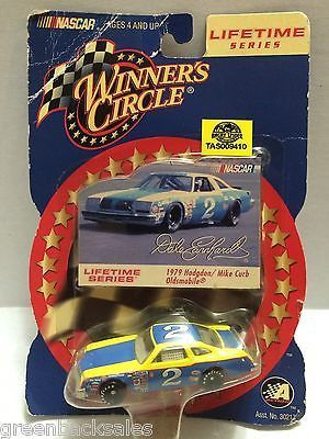 (TAS009410) - Nascar Winner's Circle Die Cast Car - Dale Earnhardt Sr.