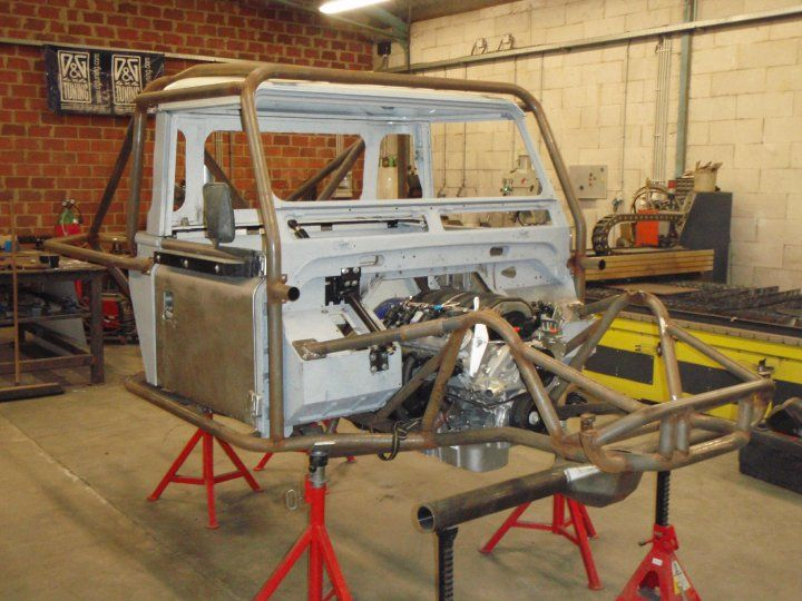 D Amp G Tuning Taurus Spaceframe Chassis 104 Quot Wheelbase T45