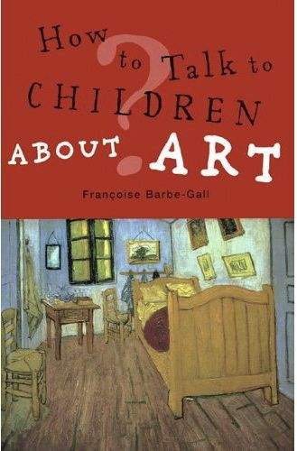Discussing art with children