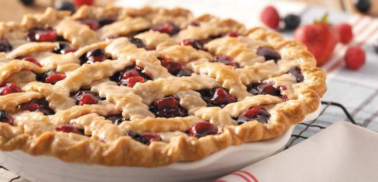 how to make individual fruit pies