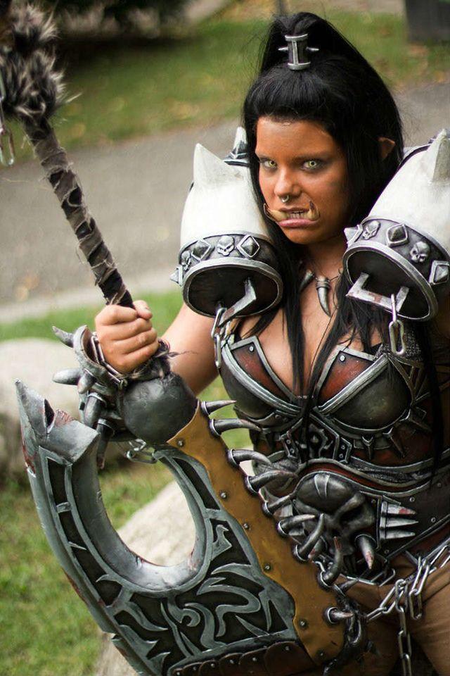 Naked girls of warcraft
