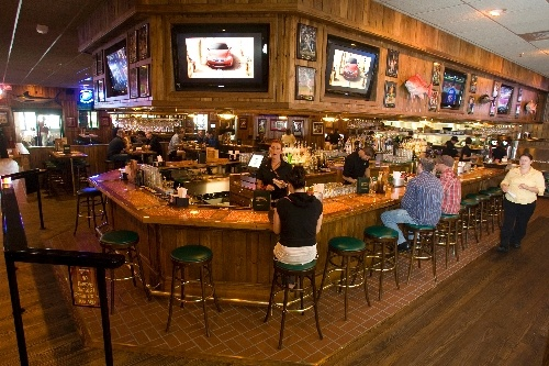 Miller's Ale House is known for a few things: a full-service bar with wine, liquor, and more than 75 beers; popular menu items like the World Famous Zingers and Captain Jack's Buried Treasure dessert; and a fun, friendly atmosphere thats great for the whole family.