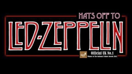 Hats Off to Led Zeppelin Tickets at New Wimbledon Theatre,