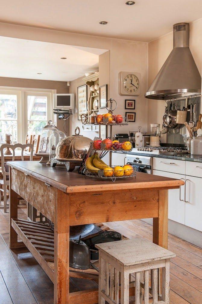 Shabby Chic JoyThe Vintage Home Shop!by Shabby Chic Joy Bancone per cucina… ISLAND