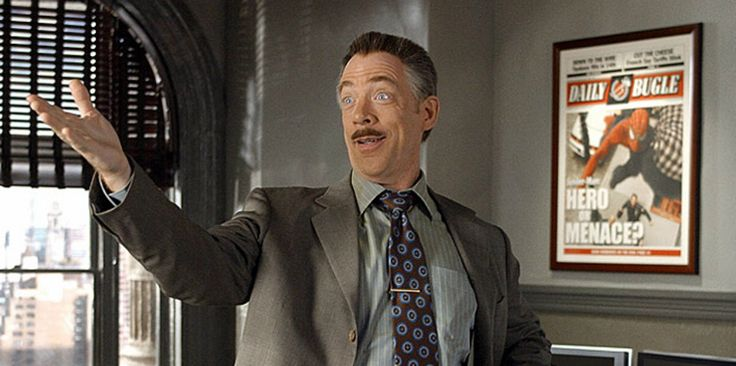 J.K. Simmons Comments on Petition to Appear in New Spider-Man