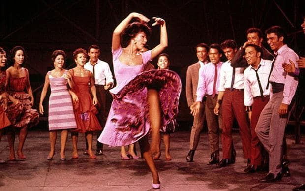 West Side Story (1961), review - Telegraph