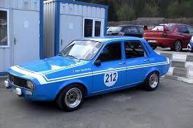Dacia 1300 Rally Car