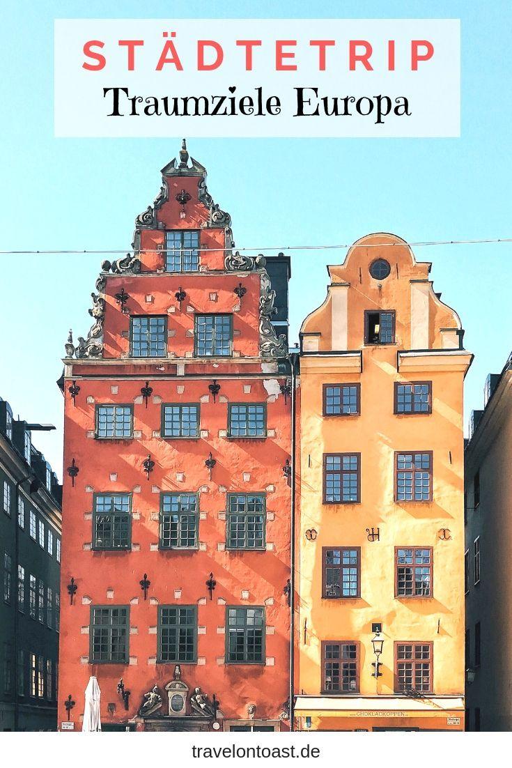 City trip Europe: 12 tips for fantastic city breaks