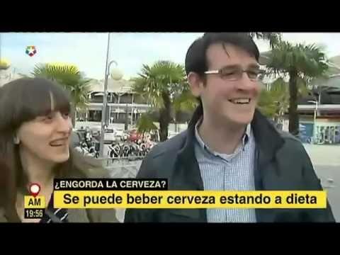 """Si quieres saber más sobre el #mito de si la #cerveza engorda o no, échale un ojo a este #reportaje de Jorge Ibarra (nutricionista de iNutralia) para el programa """"Aquí en Madrid""""."""