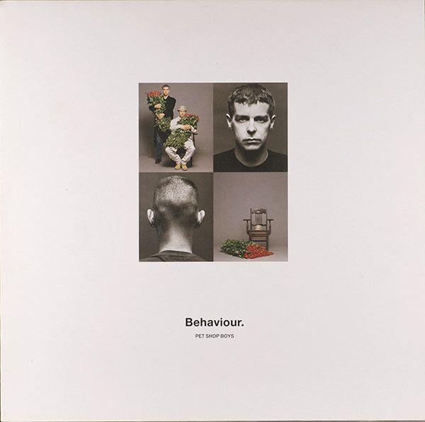 Pet Shop Boys - Behaviour / 1990