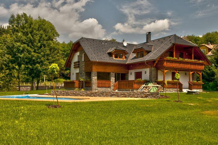 Referenční stavby | Střechy Bramac