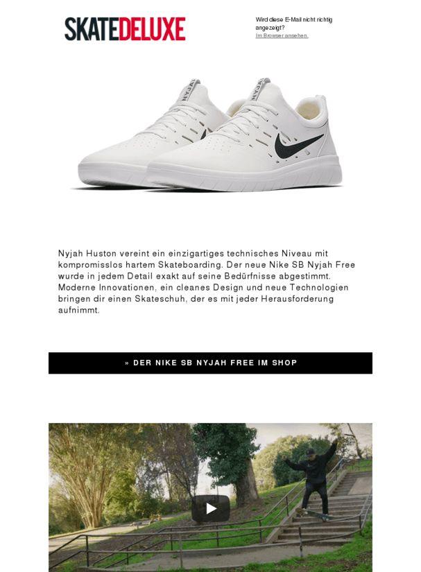 Restock ! | Der Nike SB Nyjah Free