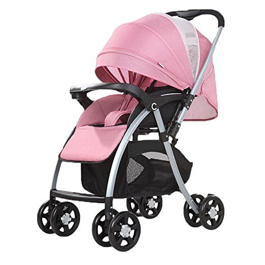 f63103a48 Binglinghua Newborn Baby Stroller for Infant and Toddler Folding ...