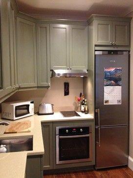 Small Condo Kitchen