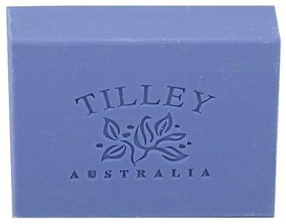 Tilley Fragranced Vegetable Soap - Violet Fields