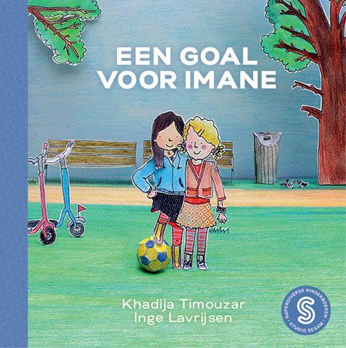 Superdiverse kindersboeken! Sta stil bij diversiteit en vooroordelen: mogen meisjes voetbal spelen?