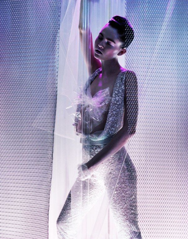 Charlotte Free by Jeff Bark for Oyster Magazine #104