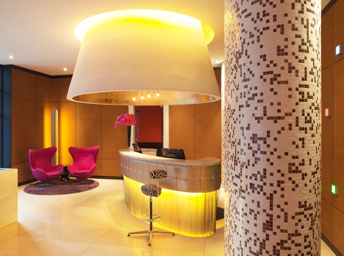 21 best commercial projects images on pinterest for Best boutique hotels vancouver bc