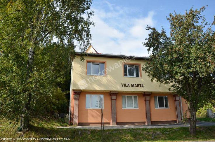 Villa Marta w Wysokich Tatrach czeka na wszystkich podróżujących: http://www.nocowanie.pl/slowacja/noclegi/poprad/willa/125780/ #Slovakia #travel #Slovakiatravel #nocowaniepl