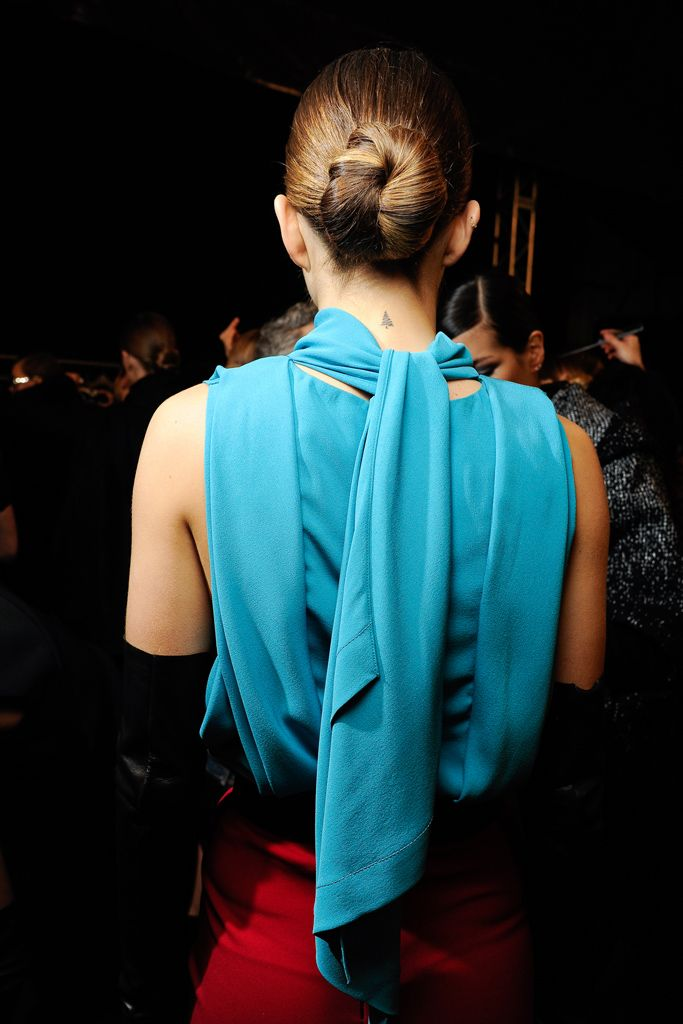 Runway, Fall 2012: Rendez-vousDiy Hairstyles, Dvf Fall, Bun Hairstyles, Beautiful Blue, Buns Hairstyles, Fashion Show, Fall 2012, Hair Style, Classic Style
