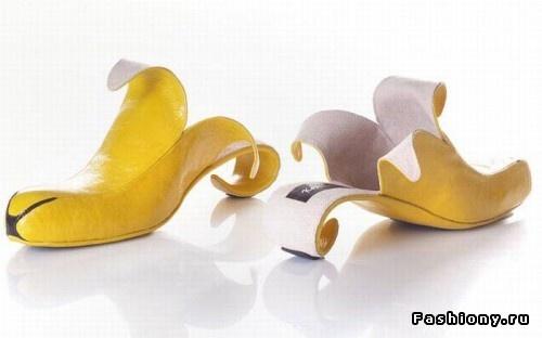banana-shoes