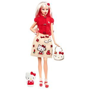 Check out the Barbie Hello Kitty Doll (DWF58) at the official Barbie website. Explore the world of Barbie today!