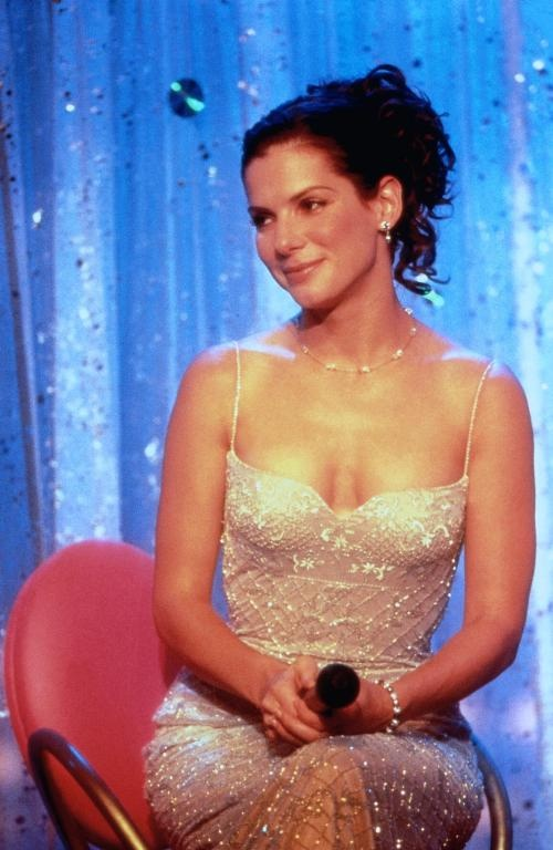 Sandra Bullock (as Gracie Hart) in Miss Congeniality (2000)