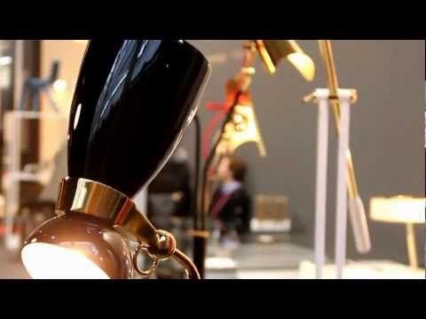 Floor Lamp Amy -  Delightfull | Unique Lamps Unique vintage,  Retro lamps, Jazz Design www.delightfull.eu