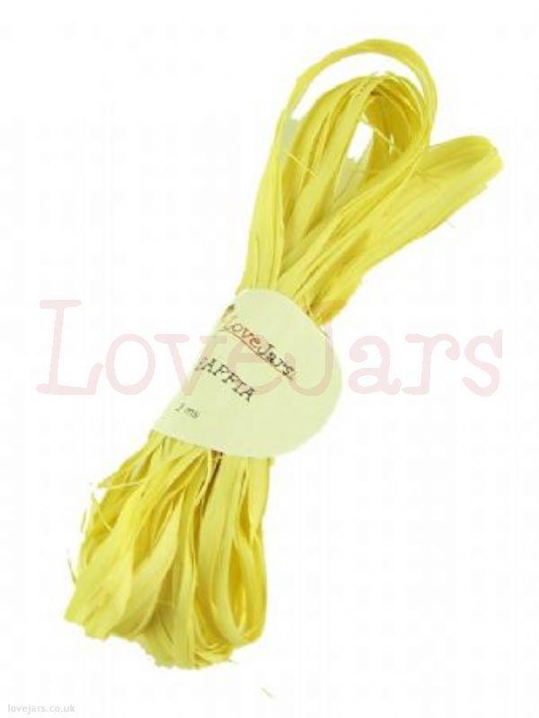 We love Raffia 2mtr Cream - find them in our online shop under Rosie's Pantry: Jarcessorise, Ribbon Raffia String Ties