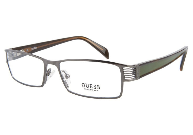 Guess 1591 Green | It's Your Lucky Day! Love this frame? Re-pin it for your chance to win it!