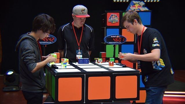 Rubik S News Cube Competition In Boston Attracts Worlds Best This Phenomena Is Better Known As Speedcubing And Boston Cube World Phenomena Good Things