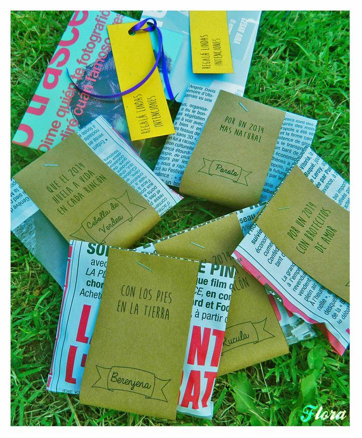 packs de semillas