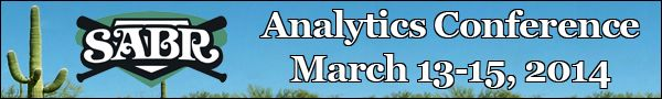SABR Analytics Conference | Might just have to do this instead of spring break this year....