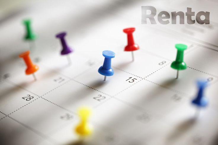 Calendario de la Declaración de la Renta 2015 - www.domesticatueconomia.com - de Cetelem