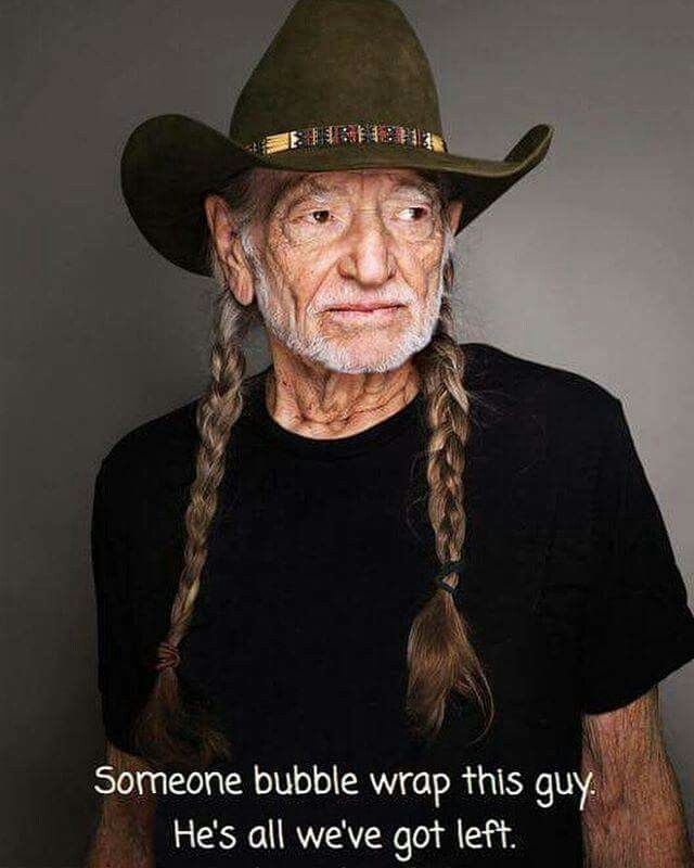Happy 83rd birthday Willie.