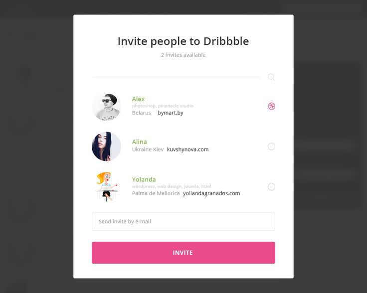 198 best cards widgets images on pinterest animation app design day021 dribbble invitation stopboris Image collections