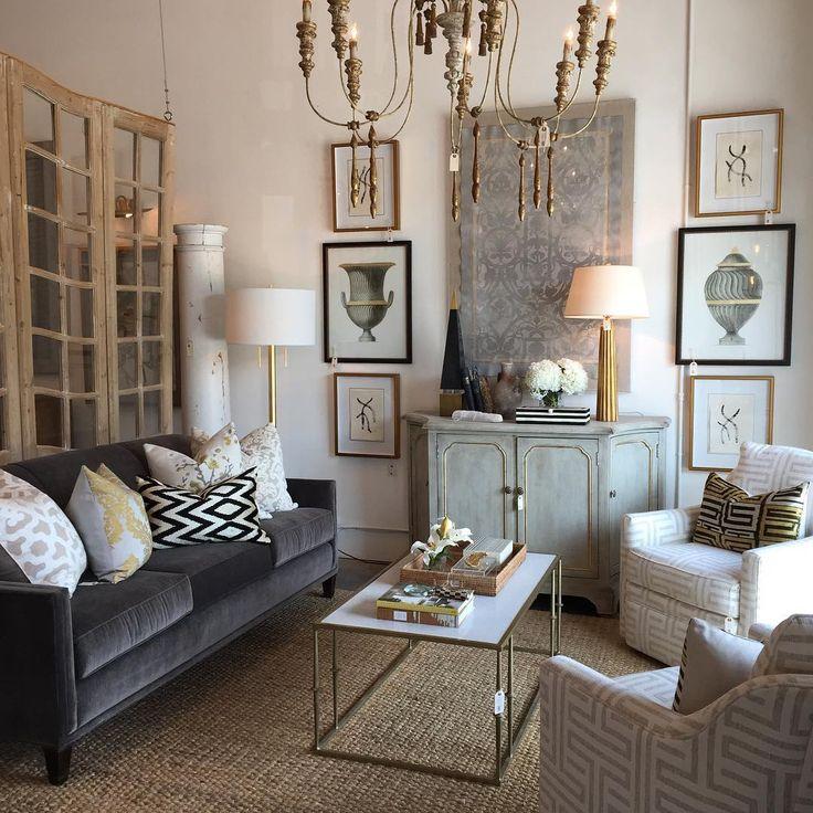 72 Likes, 3 Comments   Providence Ltd Design (@providenceltddesign) On  Instagram: Swivel ChairGray SofaPhoto ...